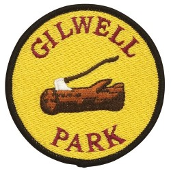 Gilwell Park Badge - Axe & Log - Available Soon