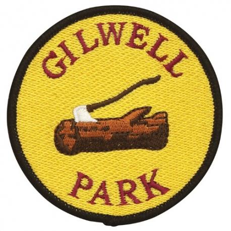Gilwell Park Badge - Axe & Log - Available Soon