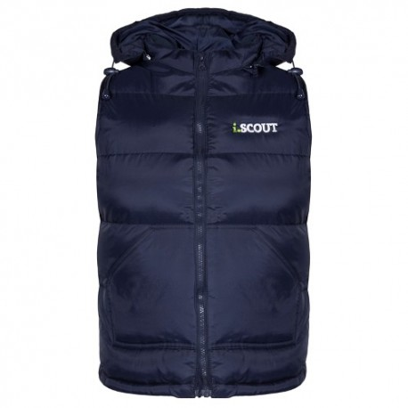 i.SCOUT Ladies Hooded Body Warmer