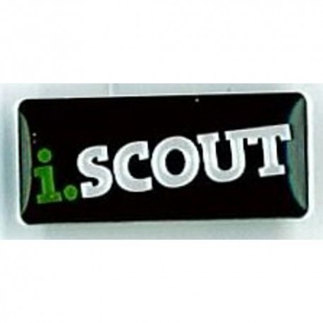 i.SCOUT Badge Pin