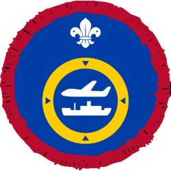 Scout Activity Air and Sea Navigation