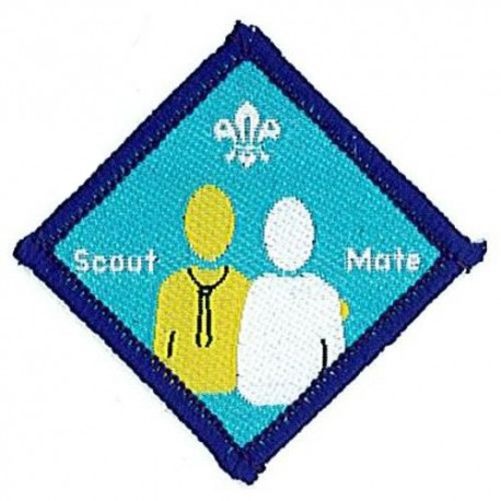 Scout Mate Badge