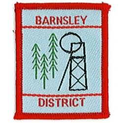 District Badge Barnsley