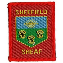 District Badge Sheffield - Sheaf