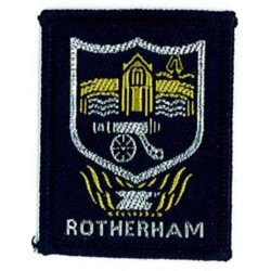 District Badge Rotherham
