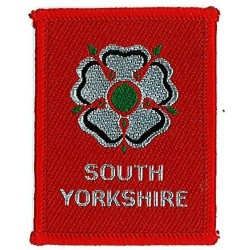 County Badge South Yorkshire