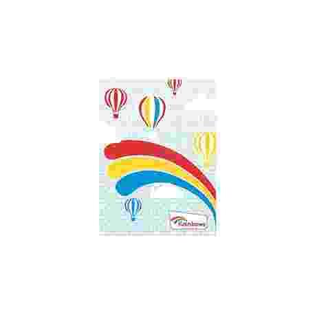Rainbows arc cards (6pk)