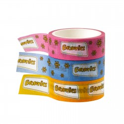 Brownies Washi Tape - Pack of 3 Colours
