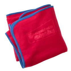 Girlguiding Blanket  - New Raspberry