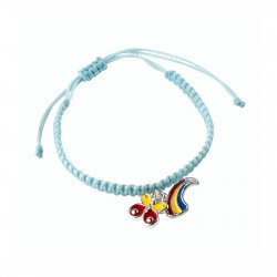 Rainbows Bead Bracelet