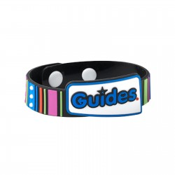 Guide Stripy  Welcome Wristband
