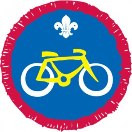 Scout Activity Cyclist