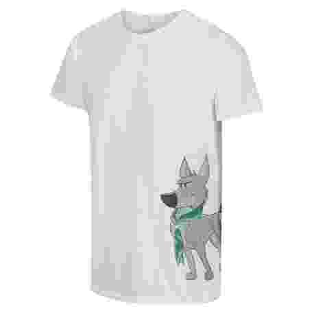 Beavers Men's Face Logo Print T-Shirt