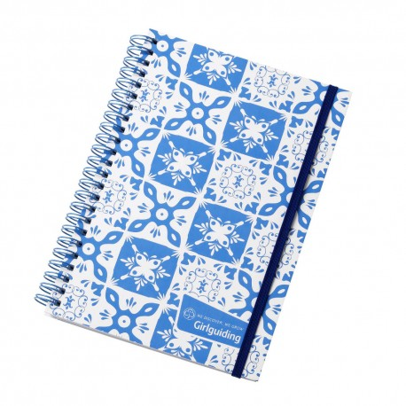 Girlguiding Tile Design Notebook