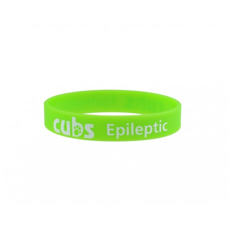 Cubs Epileptic Wristband