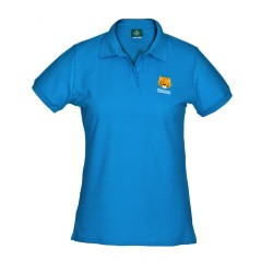 Beaver Scouts Sectional Ladies Polo Shirt