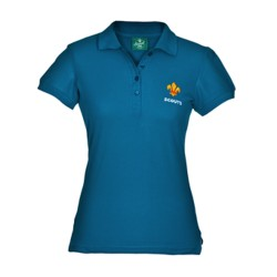 Scouts Sectional Ladies Polo Shirt