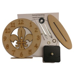 Make Your Own Clock Kit - Small 15cm