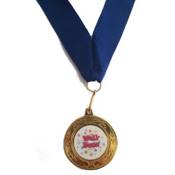 Guide Well Done medal