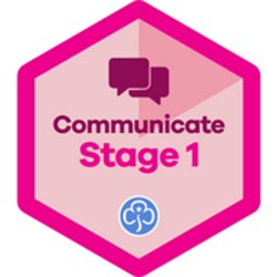 Communicate Stage 1