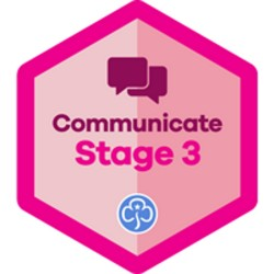 Communicate Stage 3