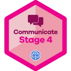 Communicate Stage 4