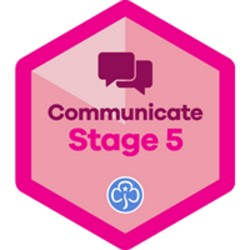 Communicate Stage 5