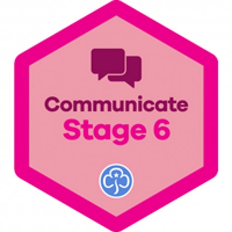 Communicate Stage 6