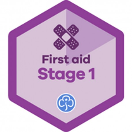 First Aid Stage 1