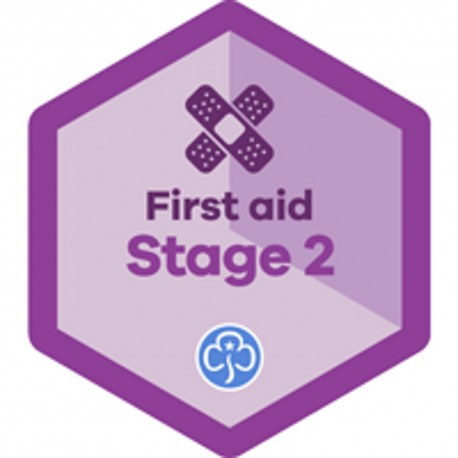 First Aid Stage 2