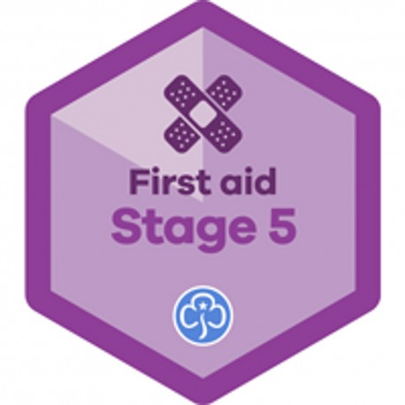 First Aid Stage 5