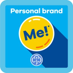 NEW Guide Personal Brand Interest Badge