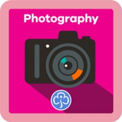 NEW Guide Photography Interest Badge