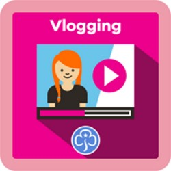 NEW Guide Vlogging Interest Badge