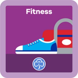 NEW Guide Fitness Interest Badge