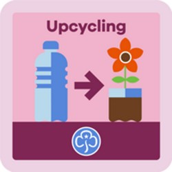 NEW Guide Upcycling Interest Badge