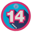 Anniversary 14