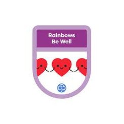 Rainbows Theme Award – Be Well