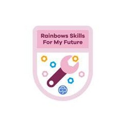 Rainbows Theme Award – Skills For My Future