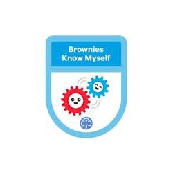 Brownies Theme Award – Know Myself