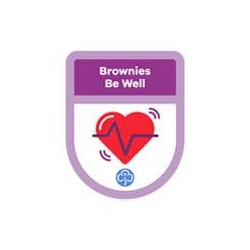 Brownies Theme Award – Be Well