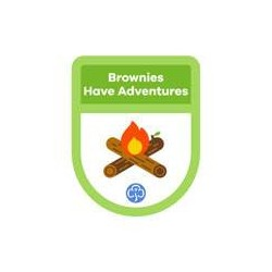 Brownies Theme Award – Have Adventures