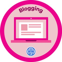 Ranger Interest Badge Blogging