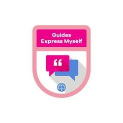 Guides Theme Award – Express Myself
