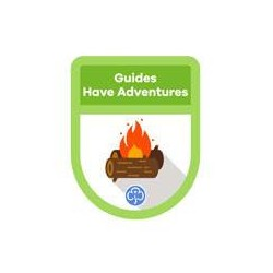 Guides Theme Award – Have Adventures