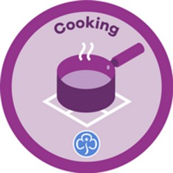 Ranger Interest Badge Cooking