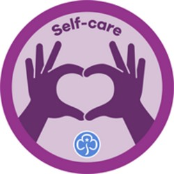 Ranger Interest Badge Self-care