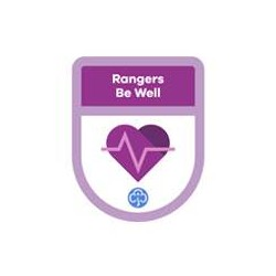 Rangers Theme Award – Be Well