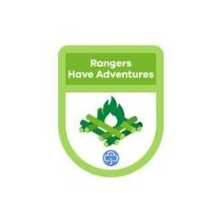 Rangers Theme Award – Have Adventures