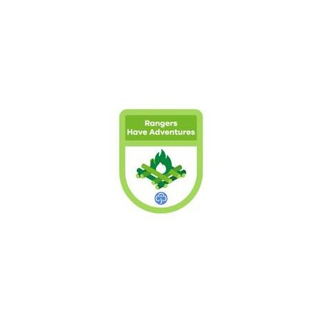 Rangers Theme Award – Have Adventures